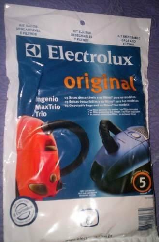 bolsa para tu aspiradora electrolux ingenio 1,2,3