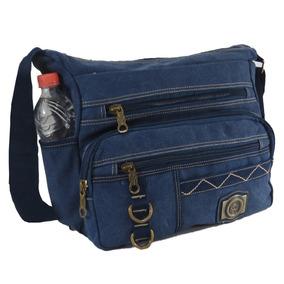 f61de64b4 Bolsa Carteiro Masculina Explorer - Calçados, Roupas e Bolsas no Mercado  Livre Brasil