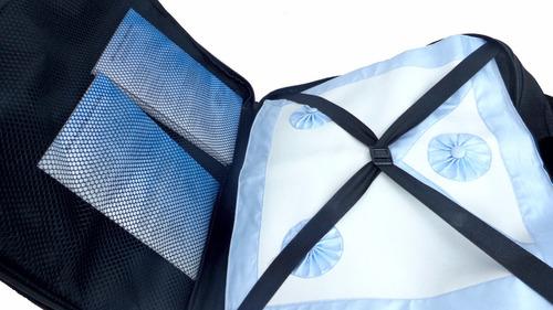bolsa pasta maleta documento paramentos maçonico maçonaria