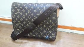 c743df84e Bolsa Masculina Transversal Da Louis Vuitton Lv - Calçados, Roupas e ...