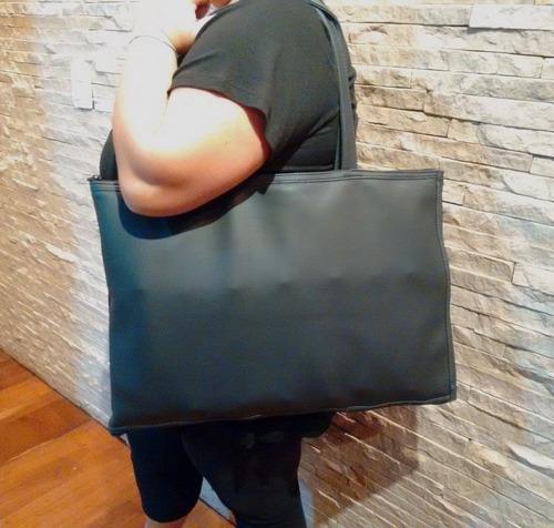 bolsa pasta porta esmaltes couro ecológico cabe importados