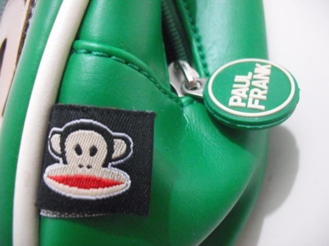 b3a10419d ... verde macaco 18 x 18 cm couro sintetico · bolsa paul frank couro  sintetico