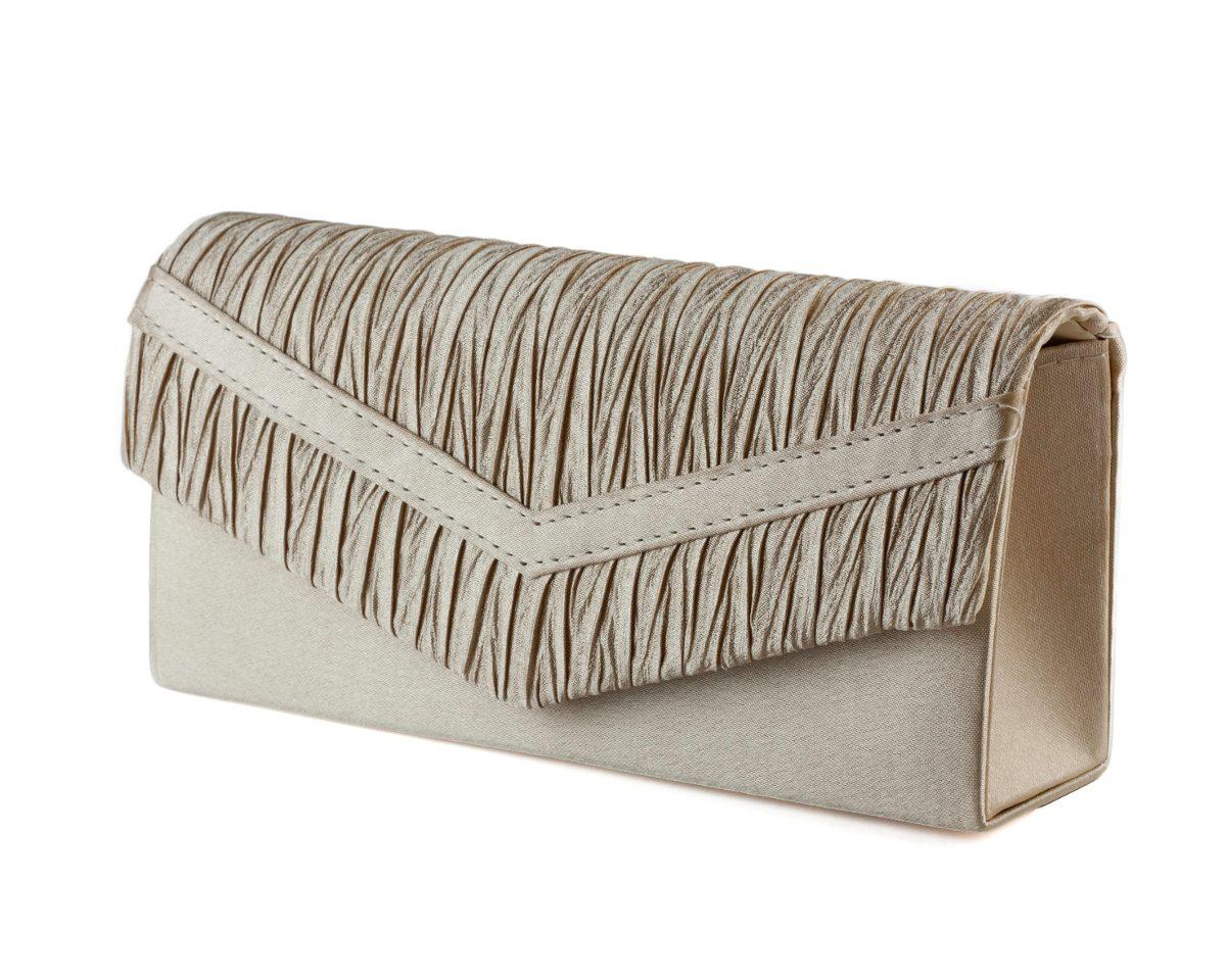 Bolsa De Mão Para Festa Dourada : Bolsa pequena clutch m?o dourada festa casamento madrinha
