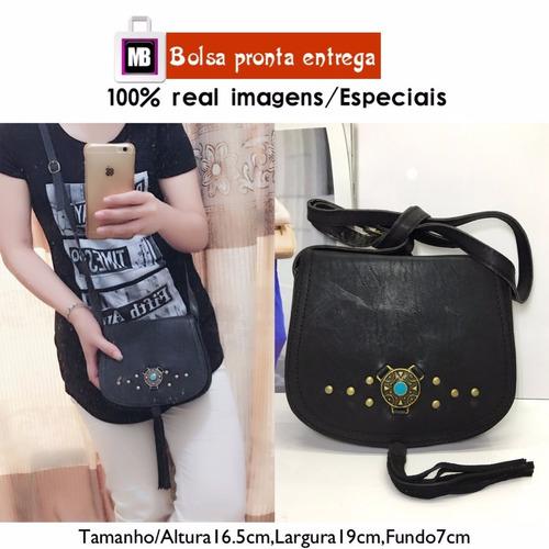 Bolsa De Franja Pequena Mercadolivre : Bolsa pequena feminina com franja lindissima moda r