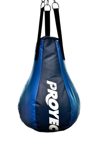 bolsa pera boxeo gota proyec 70 cm kick boxing lona vinilica