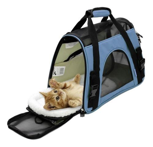 bolsa perro transportadora