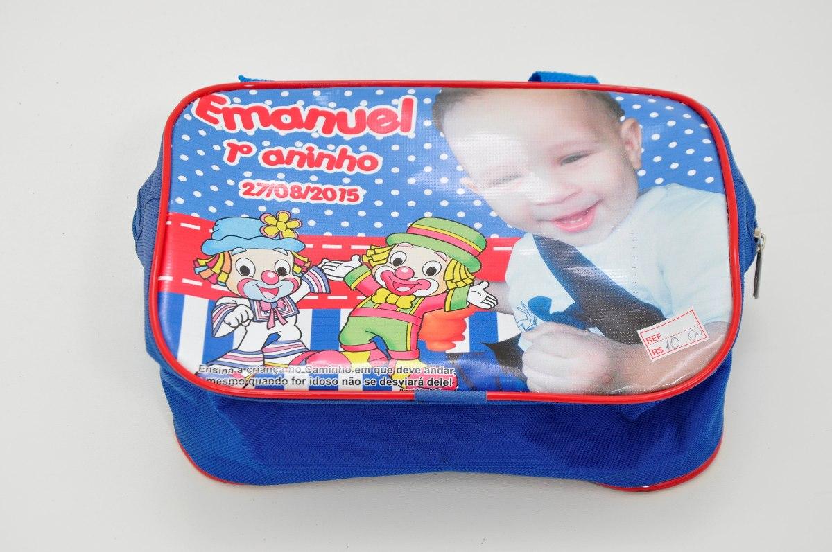 Bolsa De Festa Para O Dia : Bolsa personalizada bolsinha festa infantil