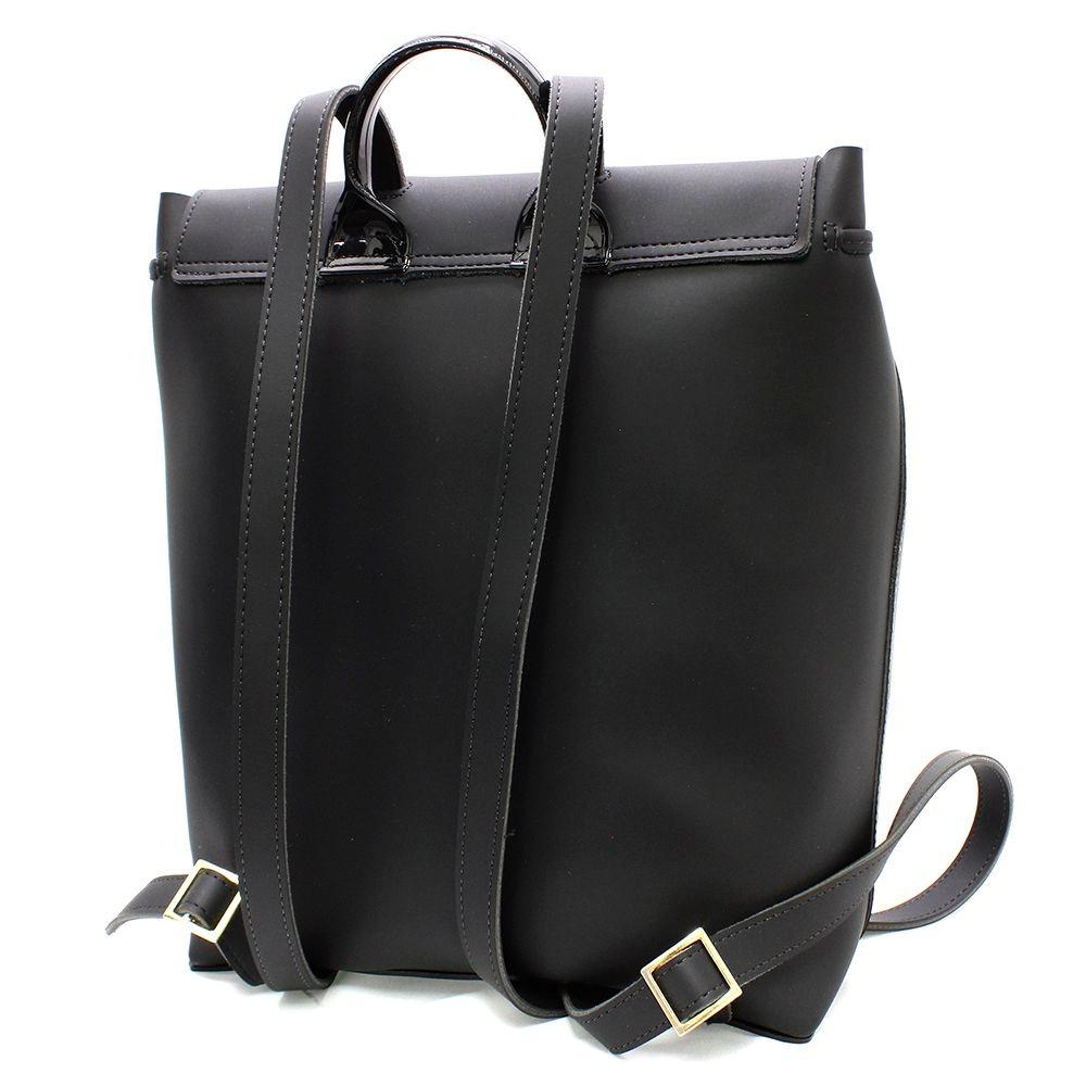 aa936c5710 Bolsa Mochila Petite Jolie Ruber Bag Preta Feminina - R  179
