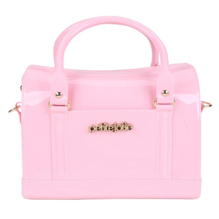029894a5ed3 Bolsa Petite Jolie Bloom Pj1540 Rosa Claro - R  144