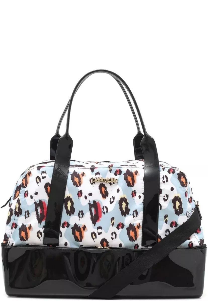 d9391da09 Bolsa Petite Jolie Feminina Weekend Bag Pj3175