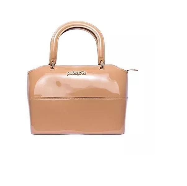 1e5f4027f Bolsa Petite Jolie Handbag Feminina - Nude - R$ 150,00 em Mercado Livre