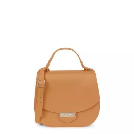 45e17fac11 Bolsa Petite Jolie Saddle Bag Pj3031 Nude - R  79
