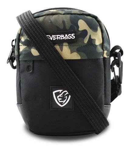bolsa pochet necessaire shoulder bag everbags combate camu