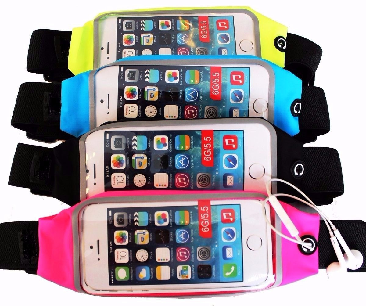 5fb871e88 bolsa pochete corrida apple iphone 6 6s academia braçadeira. Carregando  zoom.