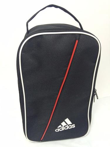 bolsa porta chuteira / tenis futsal e society - adidas