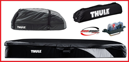 bolsa porta equipaje marca thule ranger 500 12. Black Bedroom Furniture Sets. Home Design Ideas
