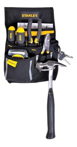 bolsa porta herramientas stanley 11 bolsillos