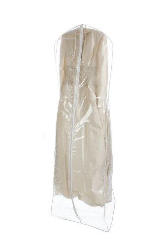 bolsa portavestido para vestido de novia, transparente, - $ 77.550