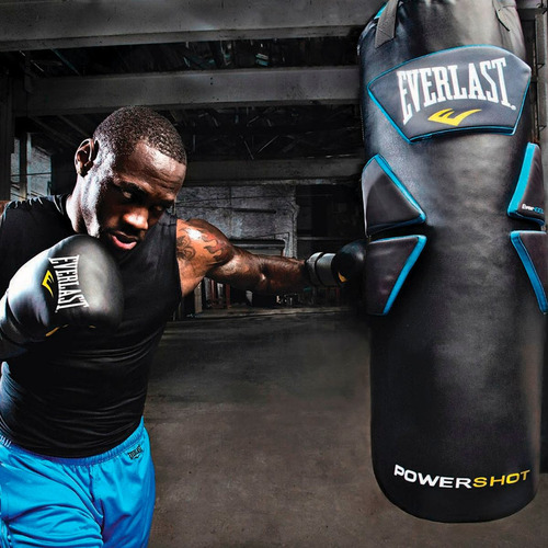 bolsa powershot gel shell bag 80 lb - everlast oficial