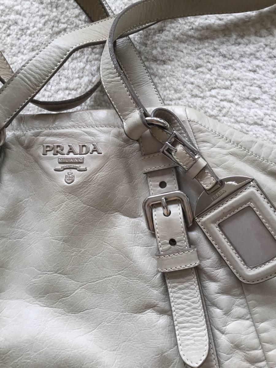 a74b1a236 Bolsa Prada Original - R$ 1.500,00 em Mercado Livre