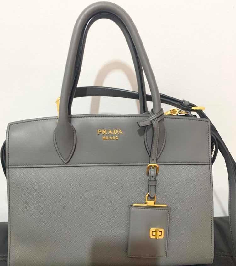 831036bd4 Bolsa Prada Original - R$ 9.990,00 em Mercado Livre