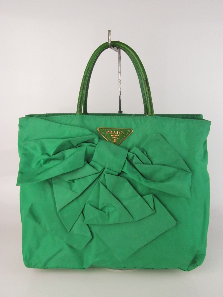 440a42f8e Bolsa Prada Original De Nylon Ed Limitada Linda! - R$ 750,00 em ...