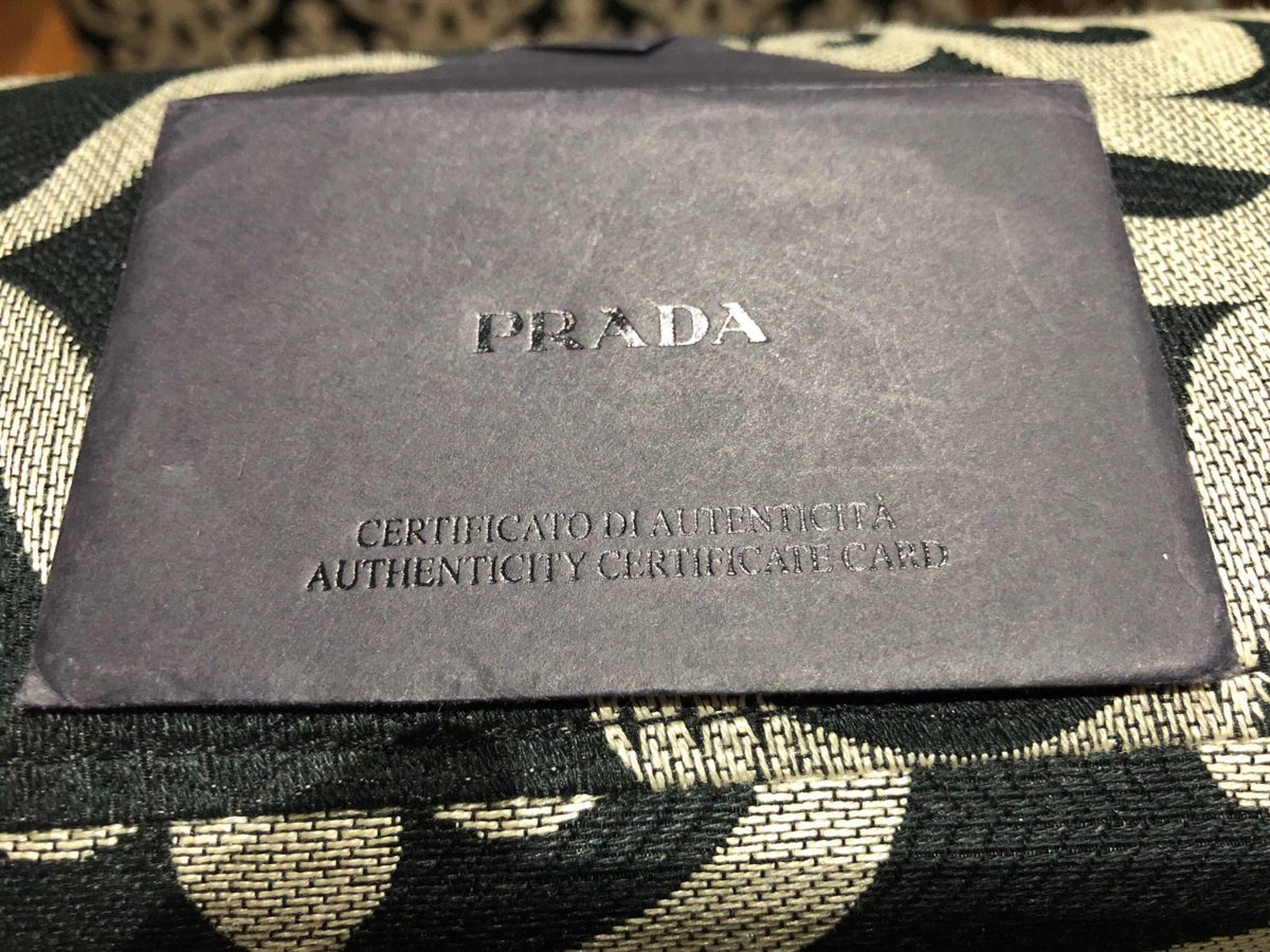 038f9c34773 bolsa prada vitello daino leather bauletto bag bl0778. Carregando zoom.
