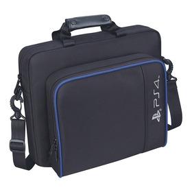 Bolsa Ps4 Transporte Mochila Playstation 4 C/ Bolso P/ Jogos