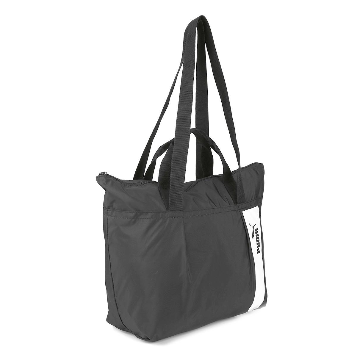 5c362713f Bolsa Puma Core Style Large Shopper 075136 - R$ 194,90 em Mercado Livre