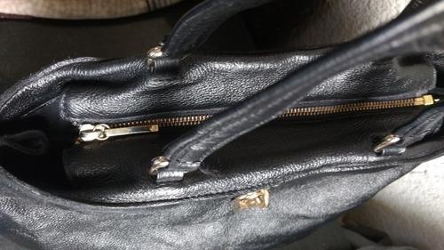 bolsa purificación garcía original fina piel