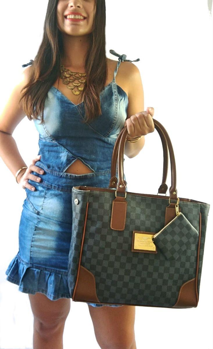 bb03a7bac bolsa quadrada feminina importada nova coleção linda moda. Carregando zoom.