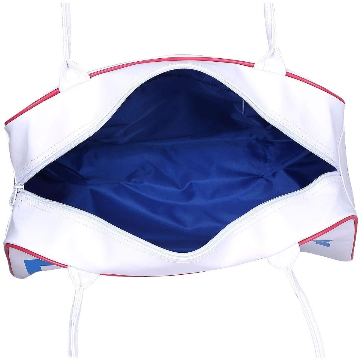 33645d2df Bolsa Reebok Duffle Cl Royal - Branco - R$ 89,00 em Mercado Livre