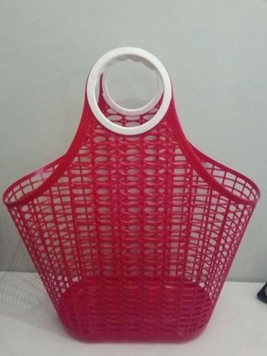 bolsa reutilizable grande calada plastica super colombraro