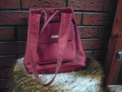 bolsa roja chenson