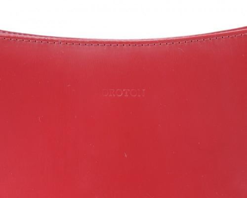 bolsa roja oroton