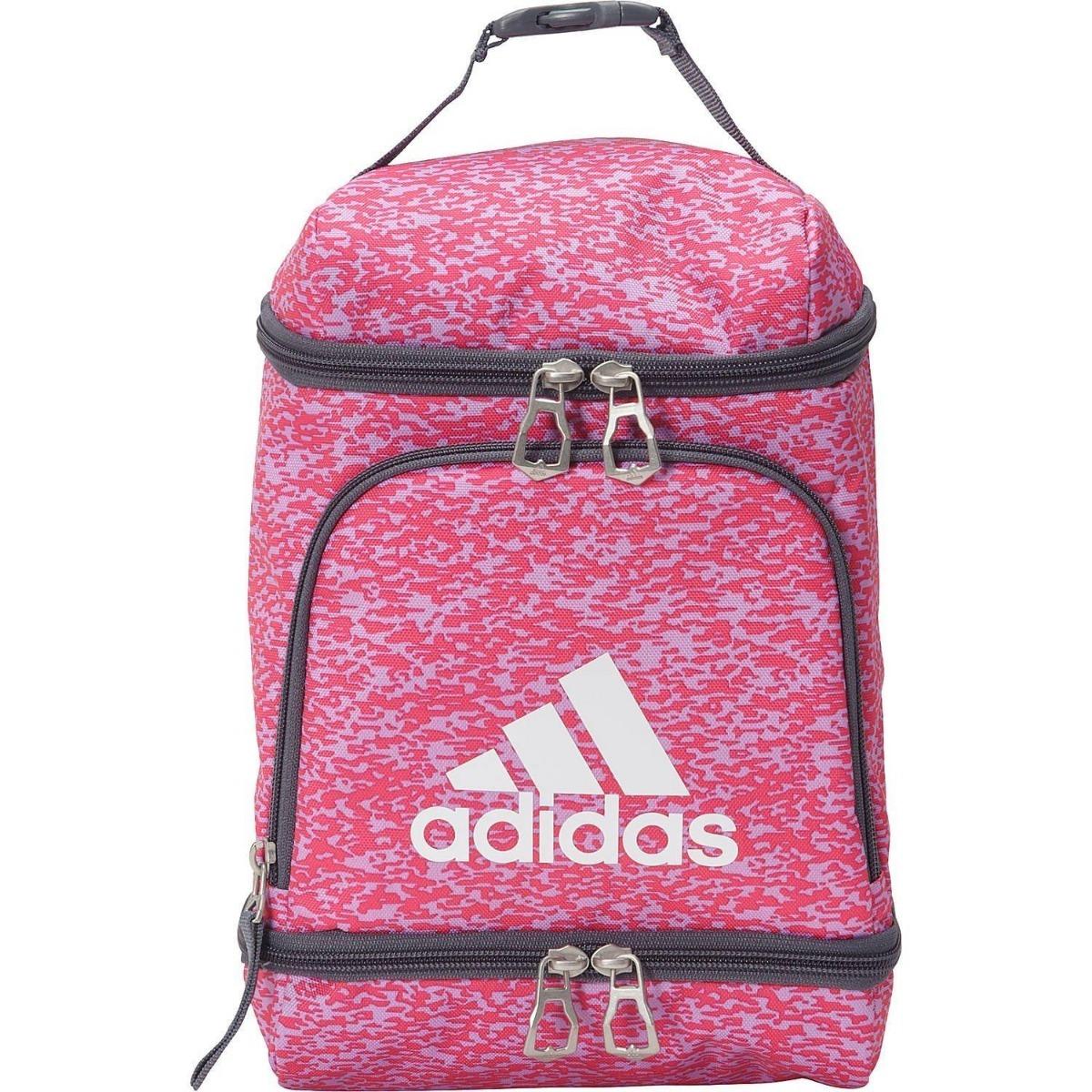 a76d87e55 Bolsa Rosa adidas Marmita Lancheira Térmica Original - R$ 210,00 em ...