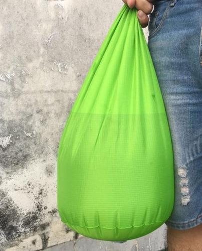 bolsa saco estanque prova d´água 15 litros boia camping