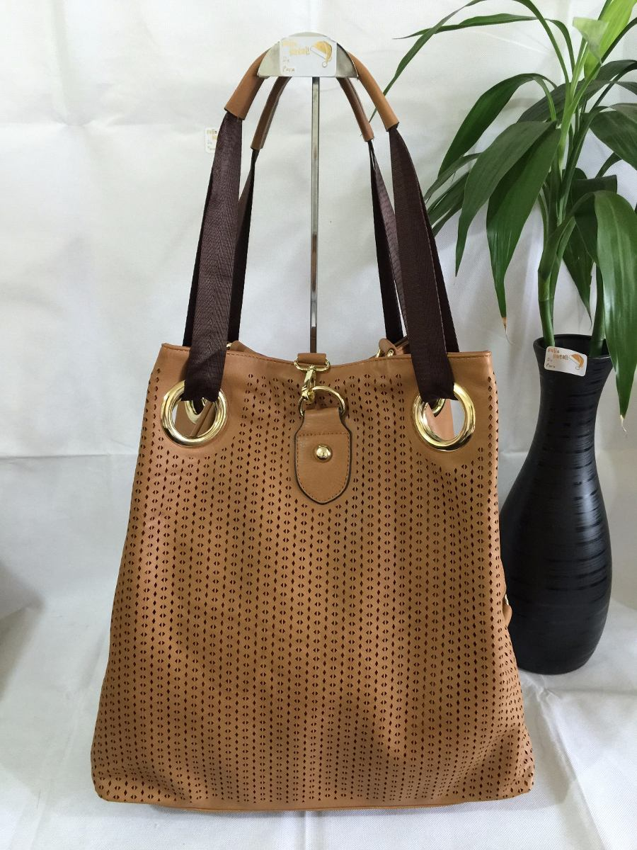 Bolsa Dourada Importada : Bolsa saco feminina importada alca transversal colecao