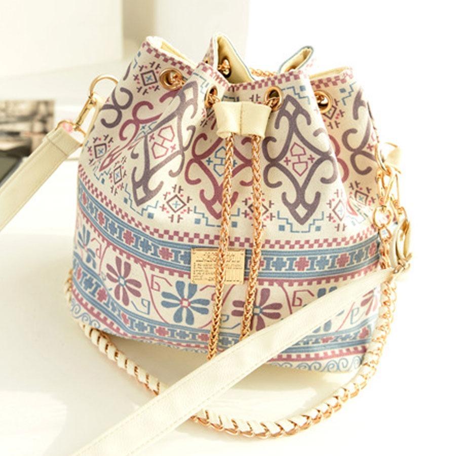 bolsa saco feminina importada com pérolas frete grátis. Carregando zoom. aff24383fc9e3