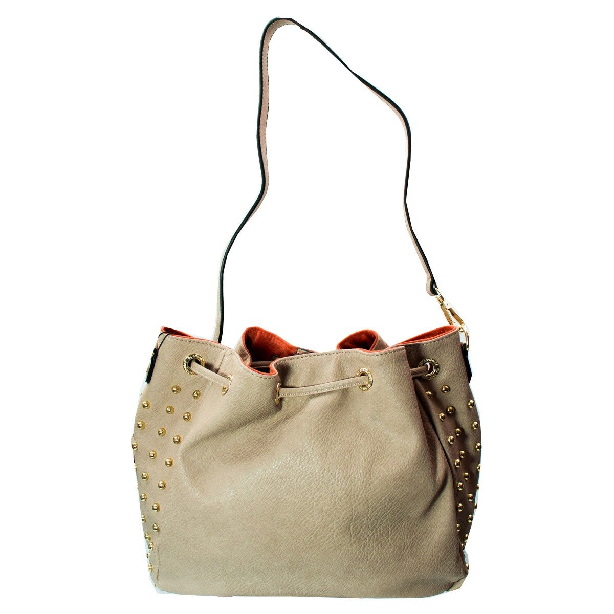 ddbb5edfb Bolsa Saco Feminina Wj Bordado Grande 44352 - R$ 309,90 em Mercado Livre