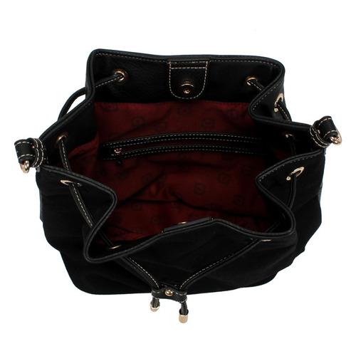 d90b2d9b2 Bolsa Saco Feminina Wj Grande Tiracolo 44143 - R$ 289,90 em Mercado ...