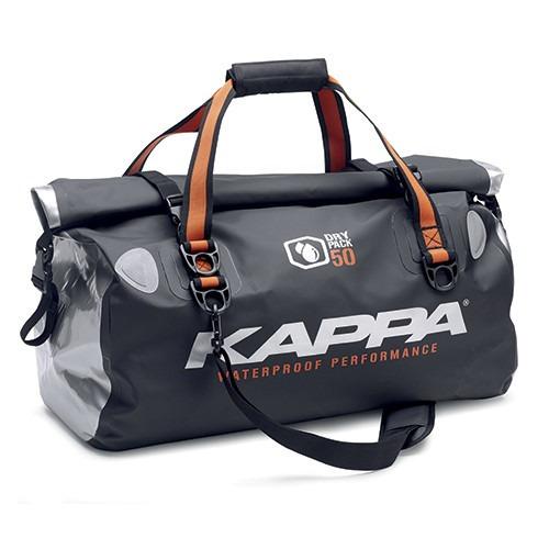 bolsa saco impermeável 50 l moto kappa wa404s = givi shad