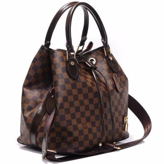 1131ce67a Bolsa Saco Lv Louis Vuitton Neo Luxo Premium Feminina - R$ 388,00 em ...