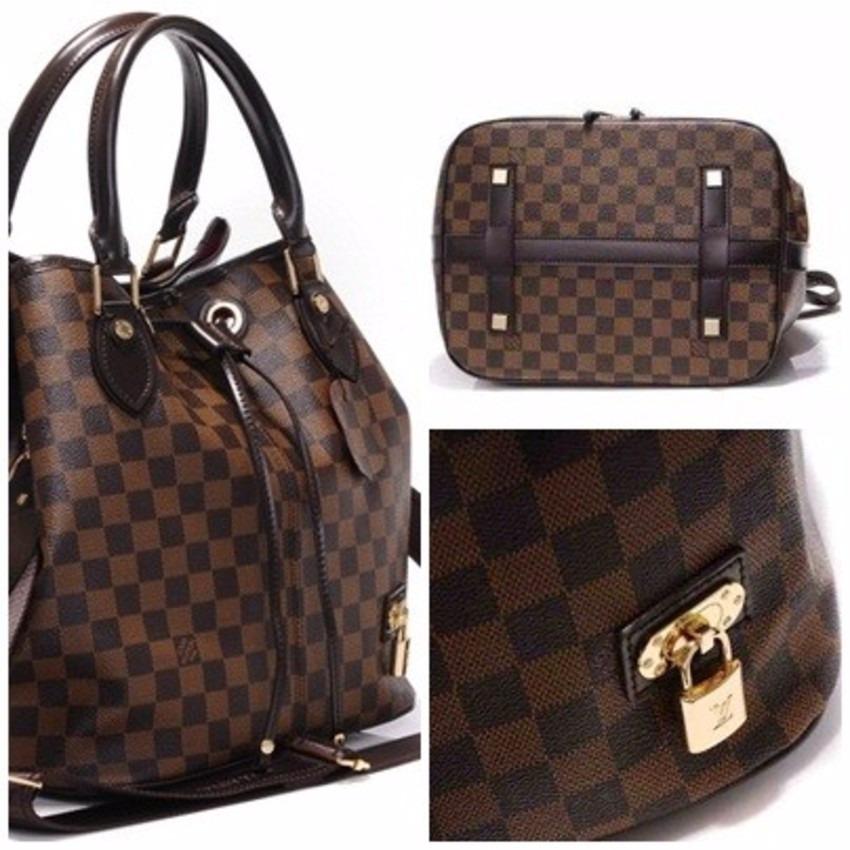 79c9f671d Bolsa Saco Lv Louis Vuitton Neo Luxo Premium Feminina - R$ 388,00 em ...