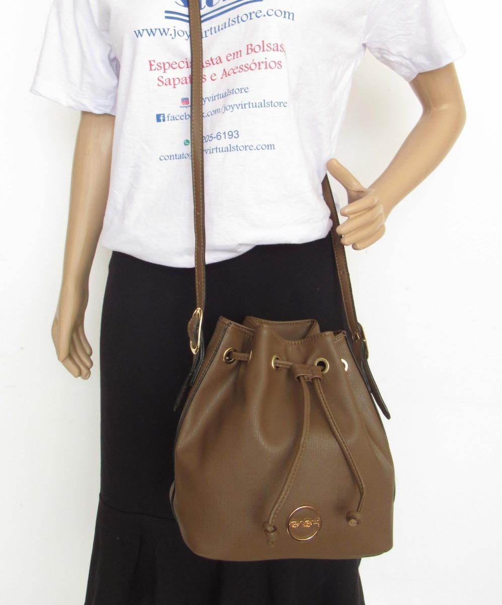 0f0c0ace9 bolsa saco pequena transversal tiracolo feminina gash. Carregando zoom.