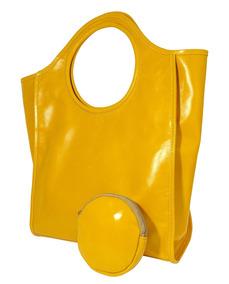 3ddc274f3 Bolsa Mormaii Sacola - Bolsas de Couro Amarelo no Mercado Livre Brasil