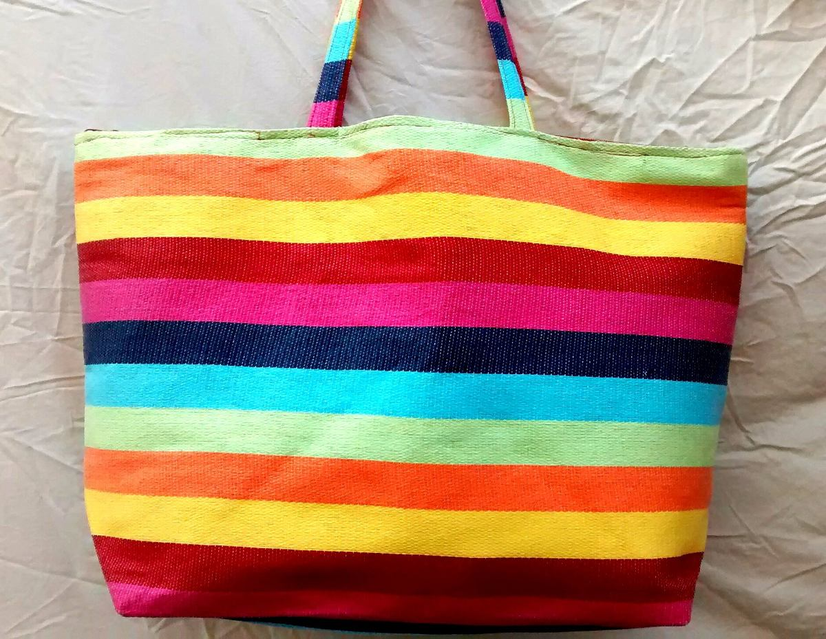 d2ba1b285 bolsa sacola moda praia/piscina fashion colorida verão 2016. Carregando  zoom.