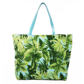 a68512dcd Sacola Bolsa Praia Rede Verde no Mercado Livre Brasil