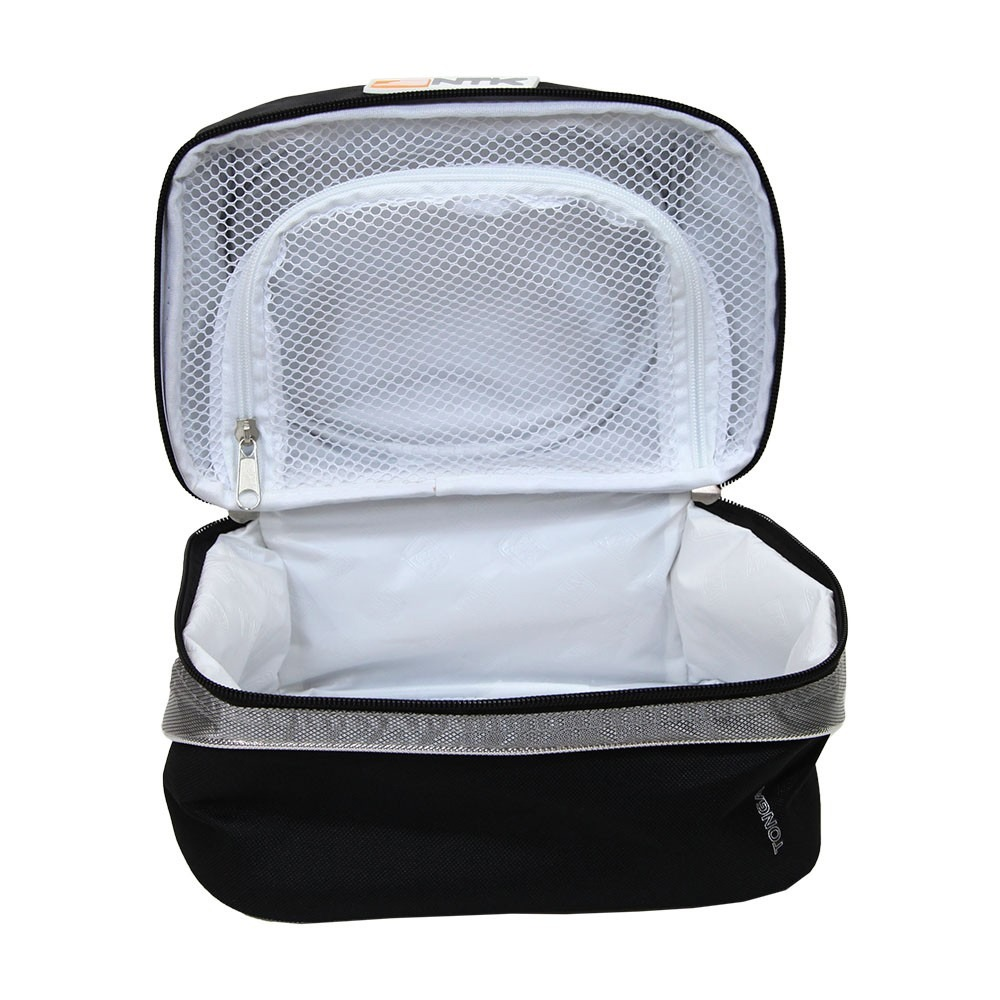 ea3853ba6 Bolsa Sacola Térmica Tonga Preta E Cinza Ntk - R$ 66,90 em Mercado Livre