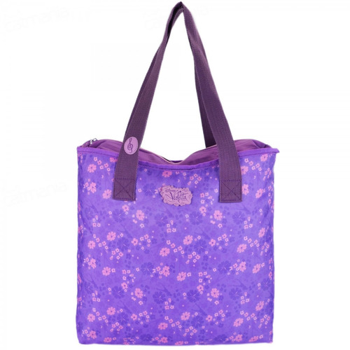 bolsa sacola violetta - 60489 | catmania